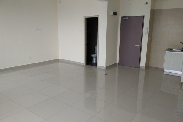 For Rent SoHo/Studio at Flexis @ One South, Seri Kembangan Leasehold Semi Furnished 0R/1B 1.2k
