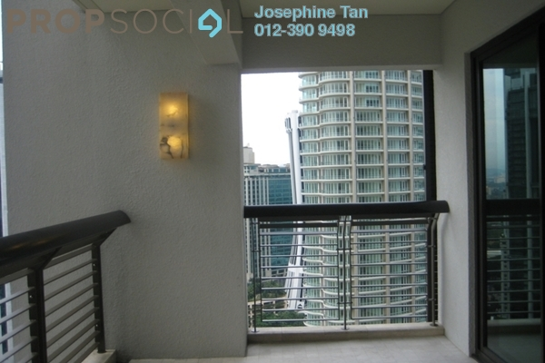 For Rent Condominium at The Binjai On The Park, KLCC Freehold Fully Furnished 4R/3B 20k