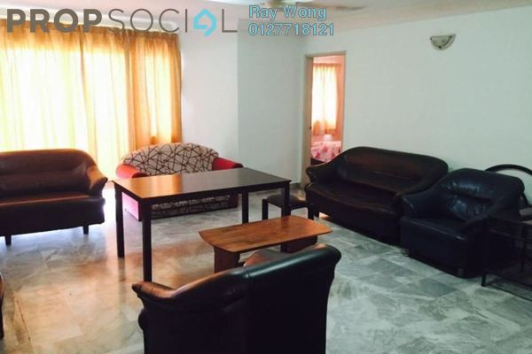 For Sale Condominium at Endah Villa, Sri Petaling Leasehold Semi Furnished 3R/2B 475k