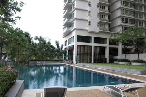 For Sale Condominium at Northpoint, Mid Valley City Leasehold Fully Furnished 3R/2B 1.5百万