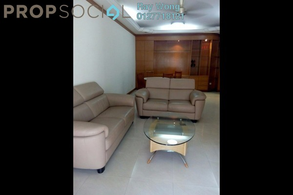 For Rent Condominium at Lagoon View, Bandar Sunway Freehold Fully Furnished 5R/2B 4.6k