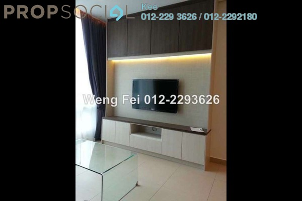 For Rent Condominium at Soho Suites, KLCC Freehold Fully Furnished 1R/2B 4.2k