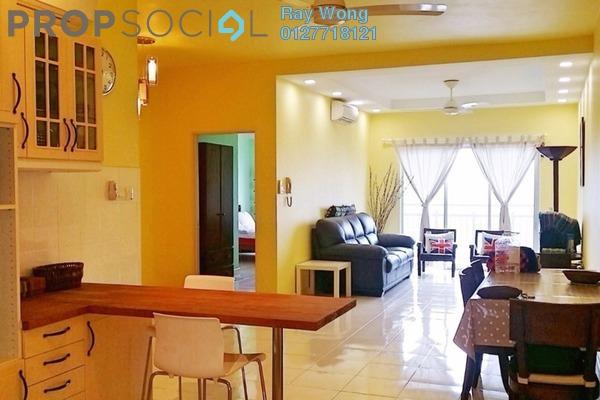 For Sale Condominium at Endah Regal, Sri Petaling Leasehold Semi Furnished 3R/2B 395.0千