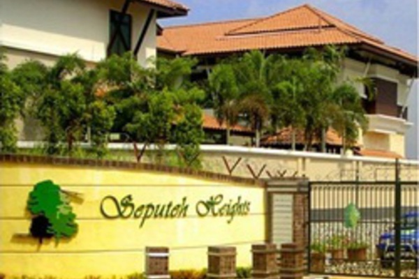 For Sale Condominium at Seputeh Heights, Seputeh Freehold Unfurnished 3R/3B 10m