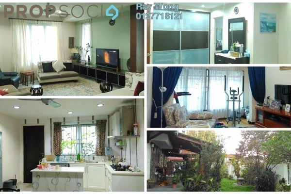 For Sale Terrace at Taman Mulia, Bandar Tun Razak  Semi Furnished 5R/3B 1.2百万
