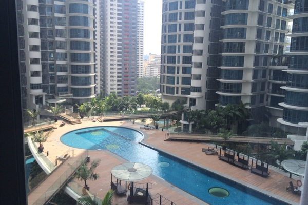 For Sale Condominium at 11 Mont Kiara, Mont Kiara Freehold Fully Furnished 4R/4B 2.8m