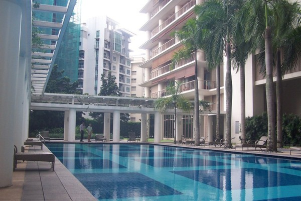 For Sale Condominium at Hampshire Park, KLCC Freehold Fully Furnished 3R/3B 1.58m