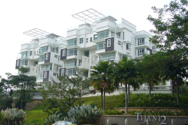For Rent Condominium at Tijani 2 North, Kenny Hills Freehold Fully Furnished 4R/2B 12k