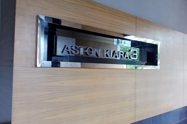 For Rent Condominium at Aston Kiara 3, Mont Kiara Freehold Fully Furnished 3R/2B 2.5k