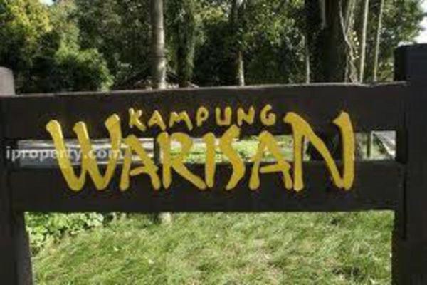 For Rent Condominium at Kampung Warisan, Setiawangsa Freehold Fully Furnished 3R/2B 3.4k