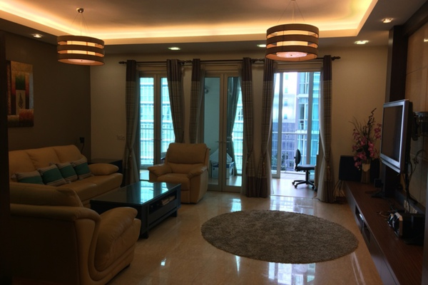 For Sale Condominium at Kirana Residence, KLCC Freehold Fully Furnished 3R/5B 2.4百万