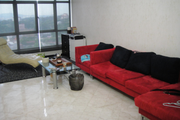 For Sale Condominium at Suasana Sentral Condominium, KL Sentral Freehold Fully Furnished 3R/2B 1.2m