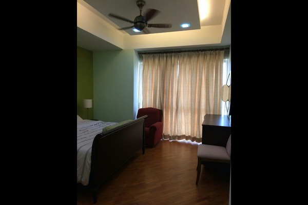 For Rent Condominium at Hampshire Park, KLCC Freehold Fully Furnished 2R/3B 8k