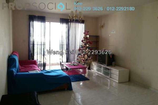 For Rent Condominium at Mont Kiara Bayu, Mont Kiara Freehold Fully Furnished 2R/2B 2.5k
