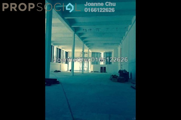 For Rent Factory at Bukit Belimbing, Seri Kembangan Freehold Semi Furnished 0R/0B 50.9k