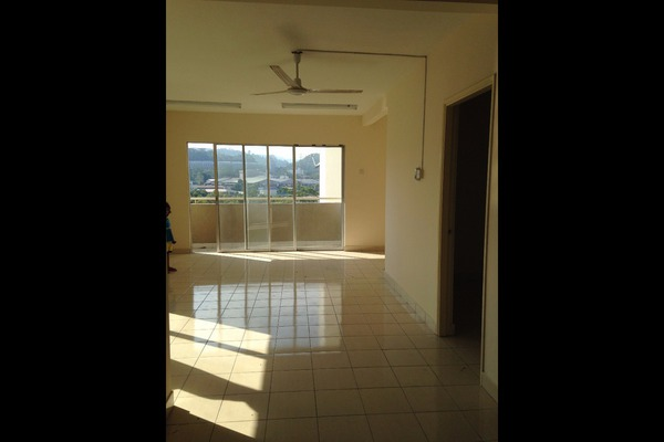 For Rent Condominium at Magna Ville, Selayang Leasehold Unfurnished 3R/2B 1k