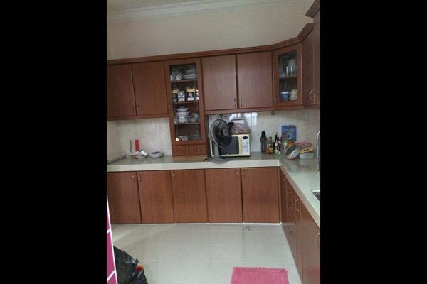 For Sale Terrace at Taman Puncak Jalil, Bandar Putra Permai Leasehold Unfurnished 4R/3B 550k