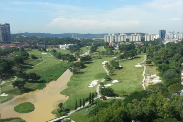 For Sale Condominium at Covillea, Bukit Jalil Freehold Fully Furnished 3R/2B 820k