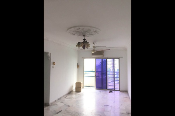 For Rent Condominium at Akasia Apartment, Pusat Bandar Puchong Freehold Unfurnished 3R/3B 1k