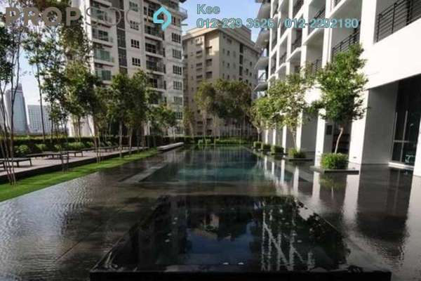 For Rent Condominium at Hampshire Place, KLCC Freehold Fully Furnished 2R/2B 6.2k