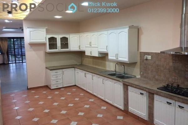 For Rent Terrace at SS5, Kelana Jaya Freehold Semi Furnished 3R/2B 2.2k