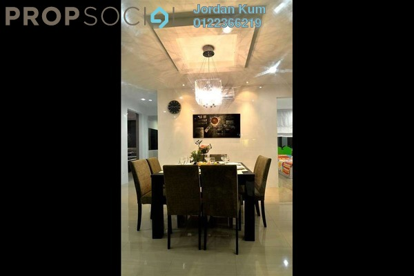 For Sale Condominium at Taman Puchong Prima, Puchong Freehold Semi Furnished 3R/2B 510k