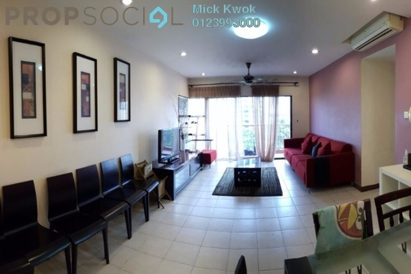 For Rent Condominium at Cita Damansara, Sunway Damansara Leasehold Fully Furnished 3R/0B 2.2k