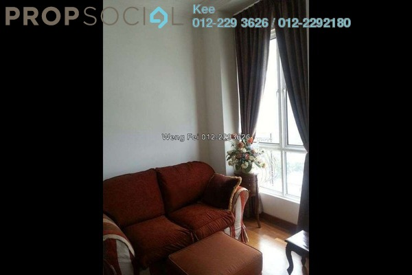 For Rent Condominium at La Grande Kiara, Mont Kiara Freehold Fully Furnished 3R/4B 5.6k