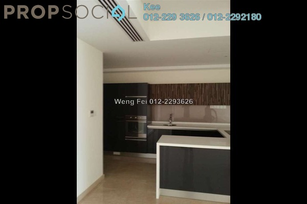 For Rent Condominium at 28 Mont Kiara, Mont Kiara Freehold Semi Furnished 3R/4B 6.5k