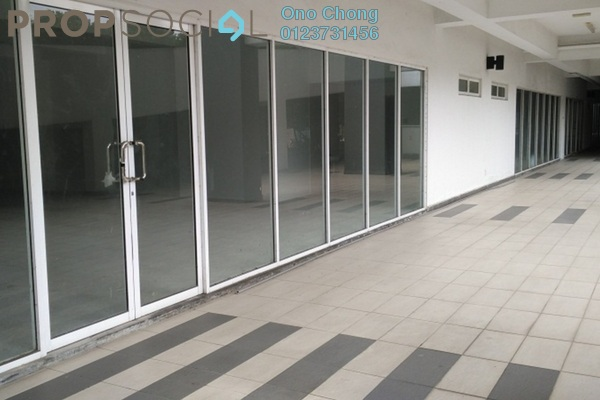For Rent Office at Zenith Corporate Park, Kelana Jaya Leasehold Unfurnished 0R/4B 4.5k