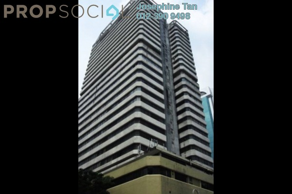 For Sale Condominium at Wisma Cosway, KLCC Freehold Semi Furnished 4R/3B 1.19m