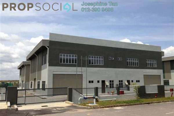For Rent Factory at Semenyih Sentral, Semenyih Freehold  0R/2B 34.4k
