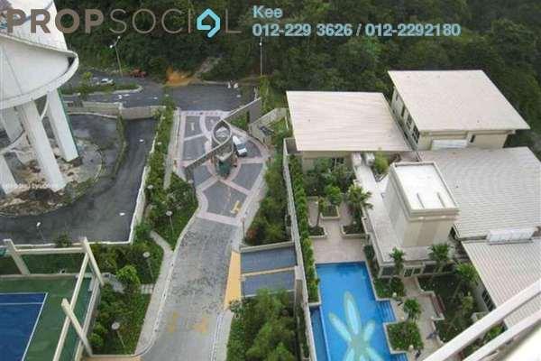 For Rent Condominium at Kiaramas Ayuria, Mont Kiara Freehold Fully Furnished 3R/3B 4k