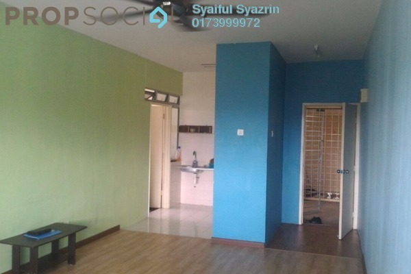 For Sale Apartment at Angsana Apartment, Bandar Mahkota Cheras Freehold Unfurnished 3R/2B 260k