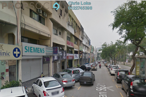 For Sale Shop at Damansara Uptown, Damansara Utama Freehold Unfurnished 0R/0B 3.8m