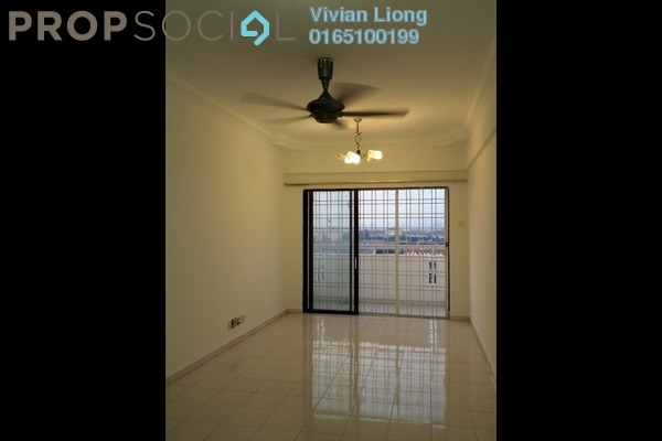 For Sale Condominium at Vista Millennium, Puchong Leasehold Semi Furnished 3R/2B 288k