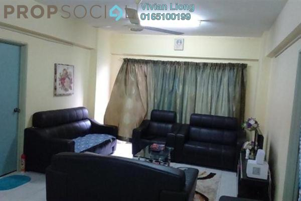 For Sale Apartment at ParkCity Heights, Desa ParkCity Freehold Unfurnished 3R/2B 188k