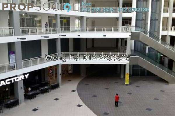 For Rent Office at StarParc Point, Setapak Freehold Unfurnished 0R/0B 4.5k