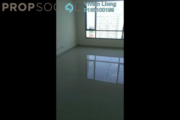 For Rent SoHo/Studio at Flexis @ One South, Seri Kembangan Leasehold Semi Furnished 1R/1B 1.1k