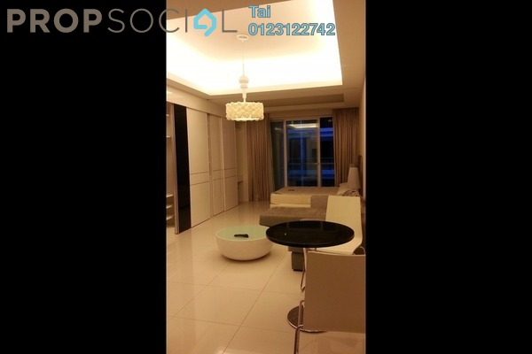 For Sale Serviced Residence at Plaza Damas 3, Sri Hartamas Freehold Fully Furnished 0R/1B 425k