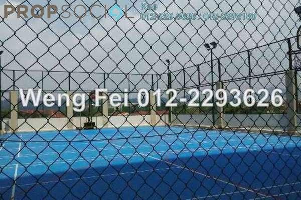 For Rent Condominium at I Residence, Kota Damansara Leasehold Fully Furnished 3R/2B 3.4k