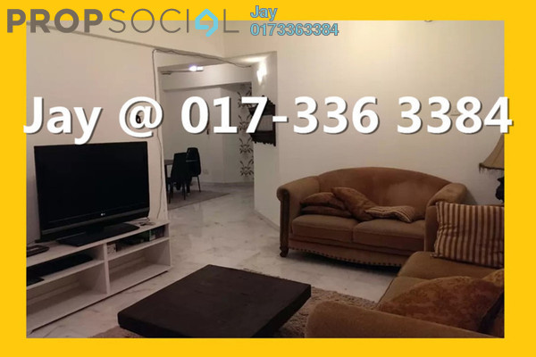 For Sale Condominium at Seputih Permai, Seputeh Freehold Semi Furnished 3R/2B 588k
