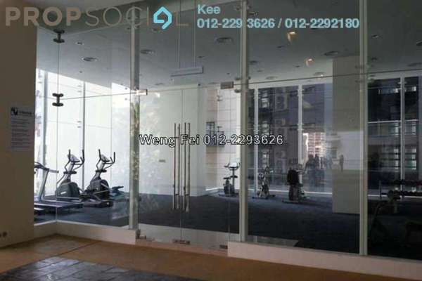 For Rent SoHo/Studio at Binjai 8, KLCC Freehold Semi Furnished 3R/3B 6.7k