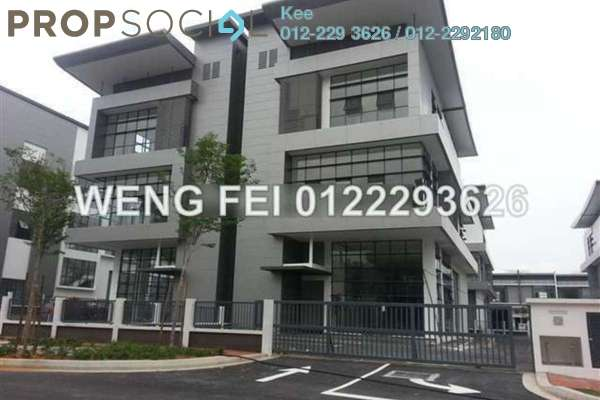 For Rent Factory at Section 51A, Petaling Jaya Freehold Unfurnished 0R/0B 22k
