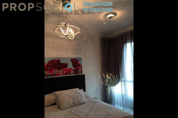 For Sale Condominium at Casa Tiara, Subang Jaya Freehold Semi Furnished 0R/1B 390k