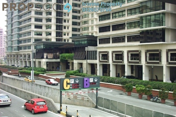 For Rent Office at Northpoint, Mid Valley City Leasehold Unfurnished 0R/0B 11k