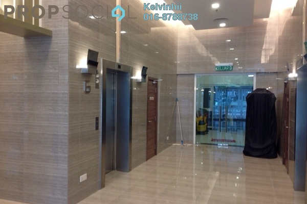 For Rent Office at Sunway VeloCity, Cheras Freehold Unfurnished 0R/1B 5.2k