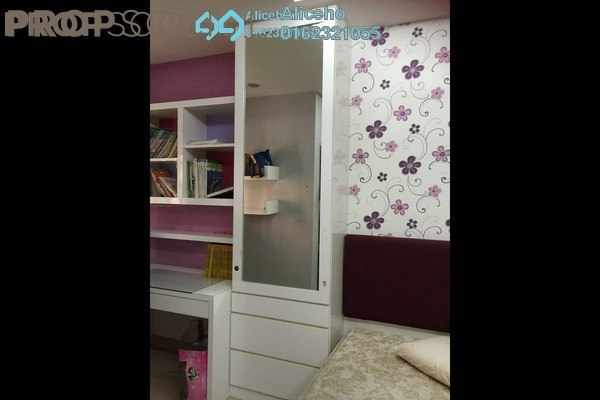 For Sale Terrace at BK4, Bandar Kinrara Freehold Semi Furnished 4R/3B 850.0千