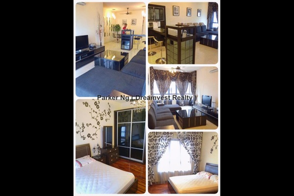 For Rent Condominium at Savanna 1, Bukit Jalil Freehold Fully Furnished 4R/2B 2.9k