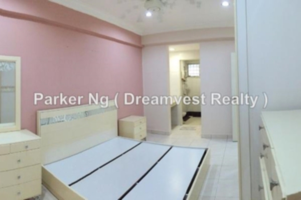 For Rent Condominium at Endah Puri, Sri Petaling Leasehold Fully Furnished 3R/2B 2.1k